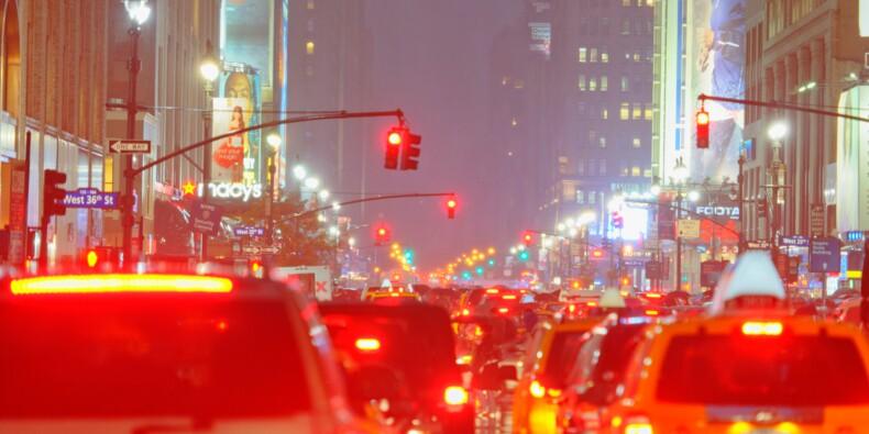 Journée sans voiture : le classement des 10 villes les plus embouteillées du monde