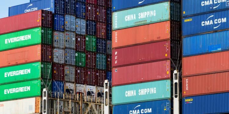 Zone euro: Baisse de l'excédent commercial en juillet
