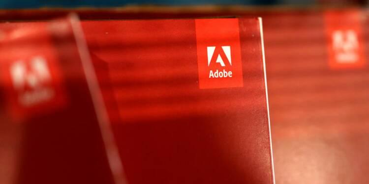 Adobe bat le consensus mais déçoit avec ses prévisions