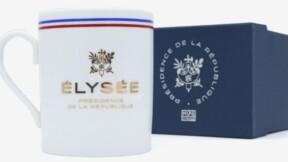 """Goodies de l'Élysée : des mugs faussement estampillés """"Porcelaine de Limoges"""" ?"""