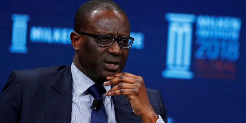 Credit Suisse vise un bénéfice de 5 à 6 milliards de francs en 2019-2020, selon Thiam