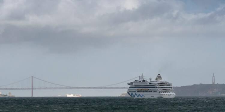 Plus cher mais moins polluant, bientôt un bateau de croisière plus écolo