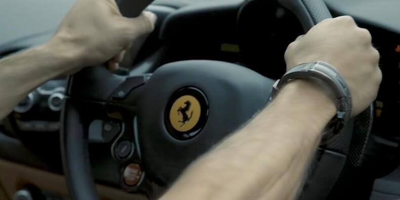 Senturion S117, la clé de voiture de voiture la plus chère du monde