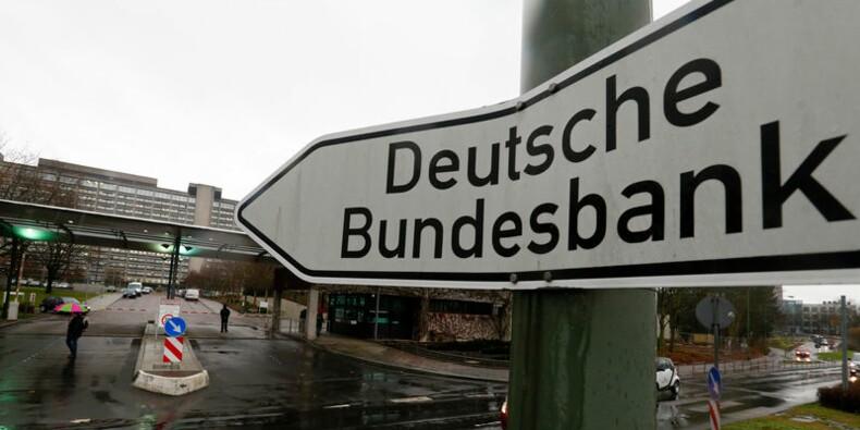 Allemagne: Le creux de l'industrie auto pourrait être passager, selon la Bundesbank