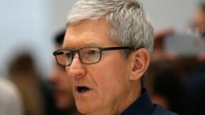 Apple optimiste sur les discussions commerciales USA-Chine