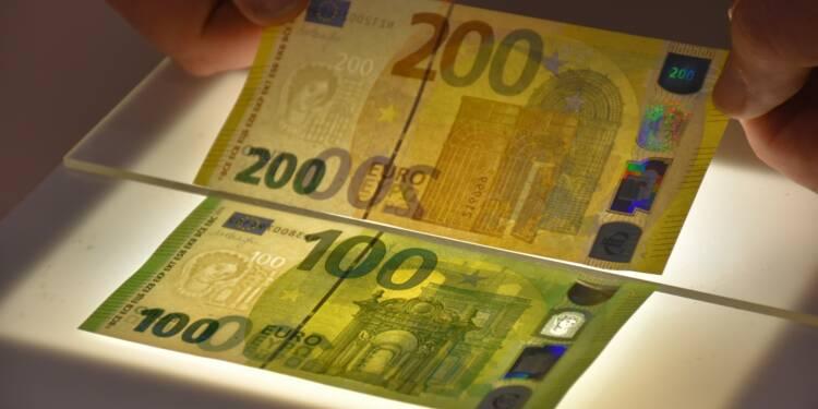 On connaît les nouveaux billets de 100 et 200 euros