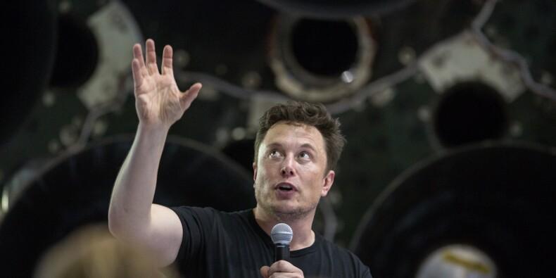 Après la Lune, dur retour sur Terre pour Elon Musk