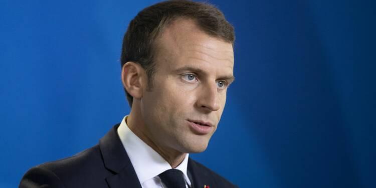 Macron veut arrêter d'