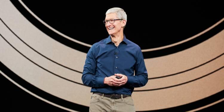 Tim Cook, patron d'Apple : itinéraire d'un ex-homme de l'ombre