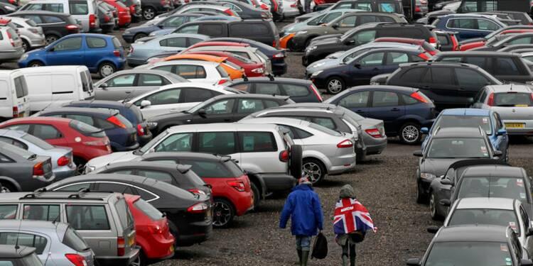 Brexit: Les constructeurs auto plaident leur cause à Bruxelles