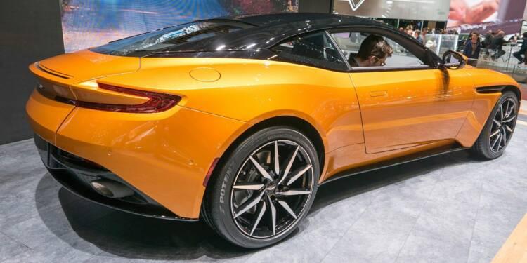 On connaît la valorisation souhaitée par Aston Martin pour son introduction en Bourse