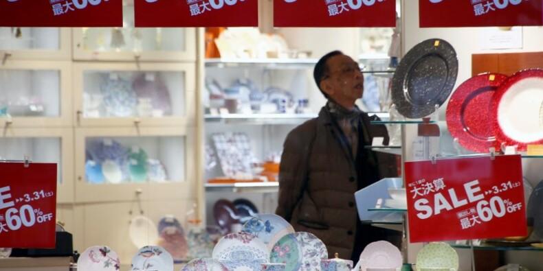 Japon: Légère accélération de l'inflation en août