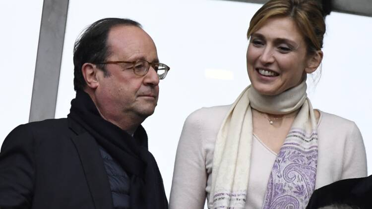 François Hollande et Julie Gayet au cœur d'un scandale sur la vente de Rafale à l'Inde