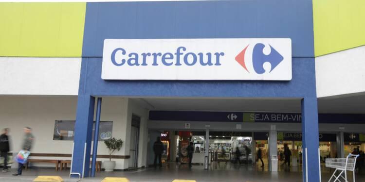 Carrefour Brésil va investir 377 millions d'euros dans de nouveaux magasins