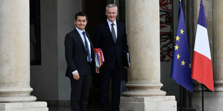 Budget: le déficit de l'Etat en 2018 sera ramené à 80 milliards d'euros, selon le Figaro