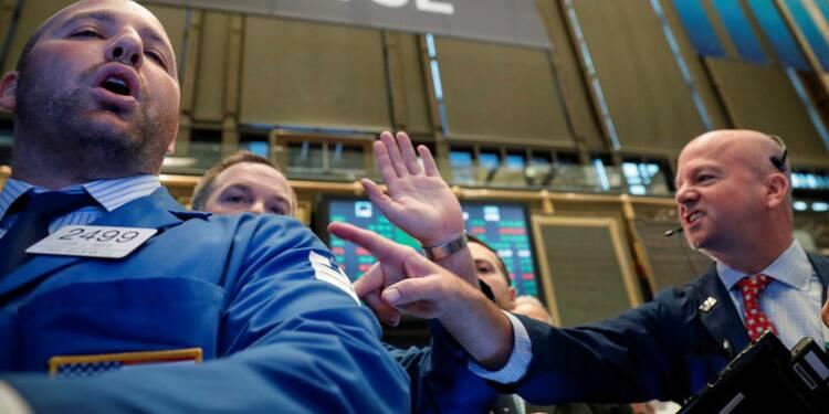 Le différend commercial sino-américain a bloqué Wall Street