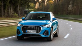 Audi Q3 2019 : le SUV compact en version luxe