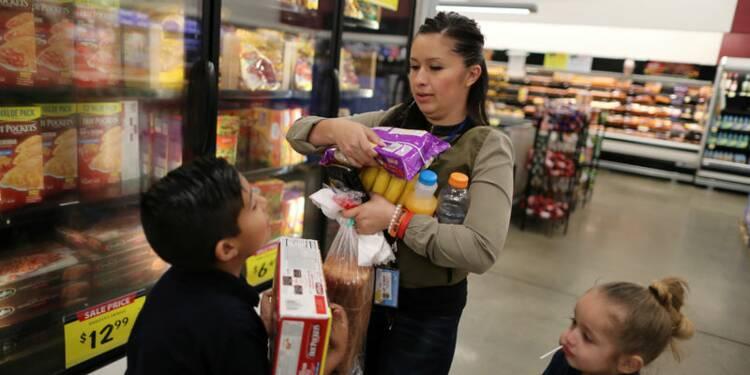 USA: La confiance du consommateur au plus haut depuis septembre 2000