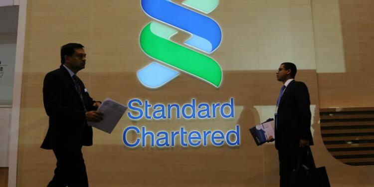 Standard Chartered cesse de financer des centrales au charbon