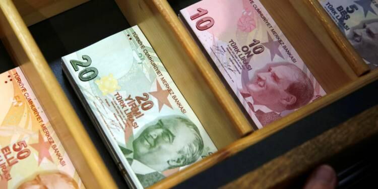 La confiance dans l'économie turque au plus bas depuis 2009