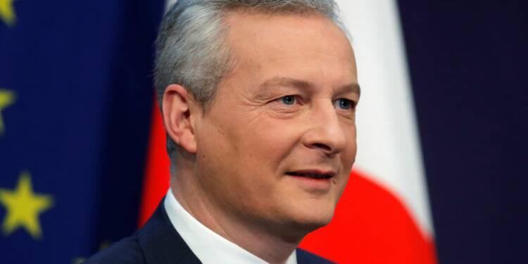 """Le Maire rappelle Renault et Peugeot """"à leurs promesses"""" sur GM&S"""