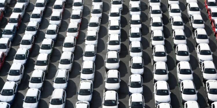 La consommation des ménages dopée par l'automobile en août