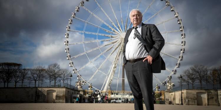 La grande roue de Marcel Campion en vente pour 8 millions d'euros