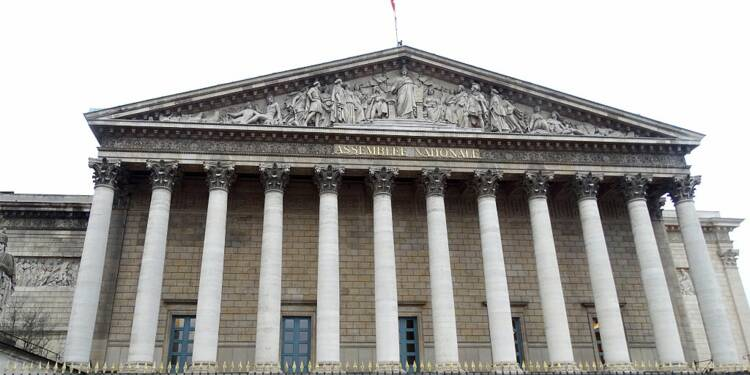 L'Assemblée nationale s'enfonce dans le rouge