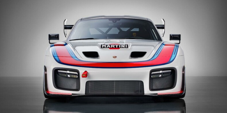Porsche dévoile une nouvelle version de sa mythique 935