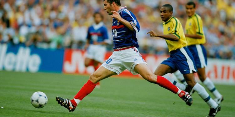 Vente du maillot de Zidane de 1998 : le plus cher de tous les temps ?