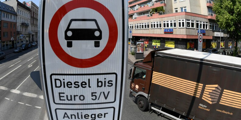 Vers un accord lundi en Allemagne sur les véhicules diesel anciens