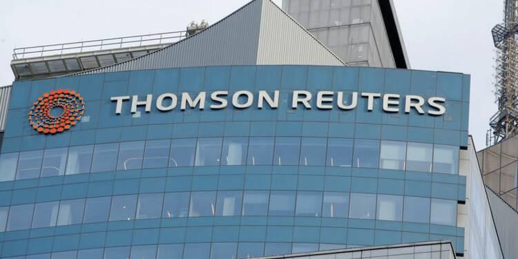 La transaction entre Thomson Reuters et Blackstone bouclée