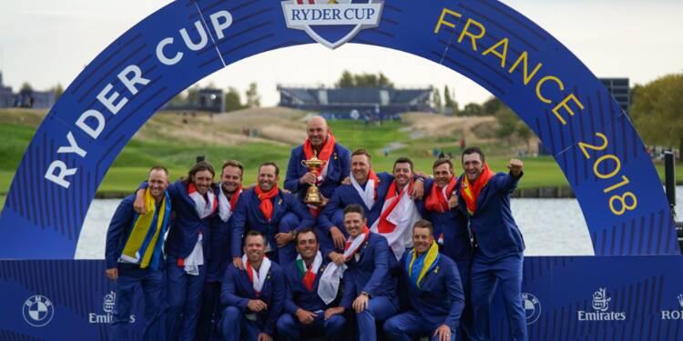 Le bilan économique de la Ryder Cup