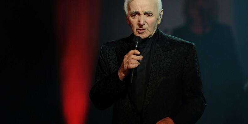 La Bohème, La Mamma... découvrez les chiffres de vente des plus grands tubes de Charles Aznavour