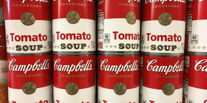 Loeb voit dans Campbell Soup une cible attractive à 58 dollars par action