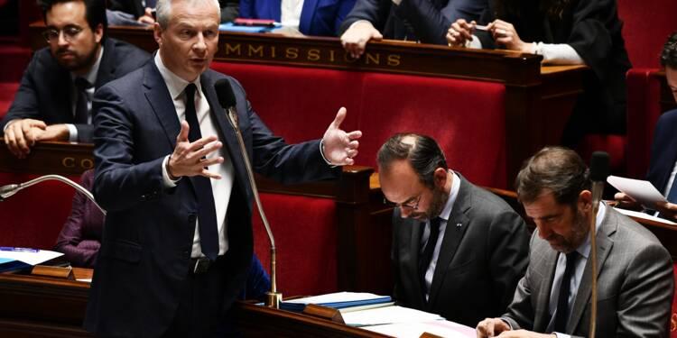"""Fiscalité des cryptomonnaies : Bruno Le Maire annonce un régime """"particulièrement favorable"""""""