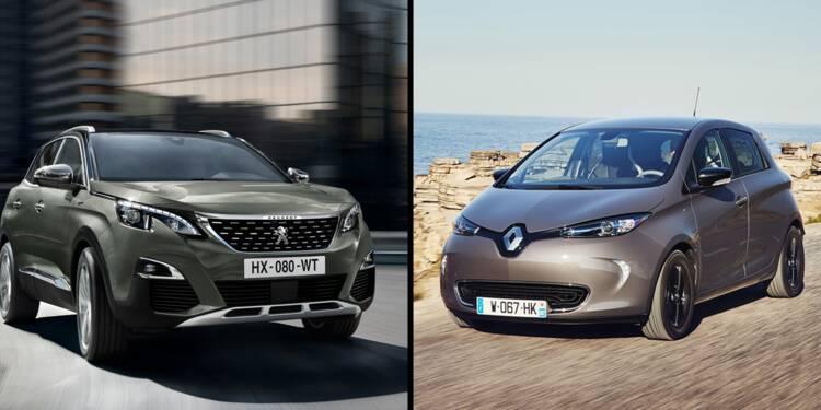 Salon de l'auto 2018 : le triomphe des françaises va-t-il durer ?