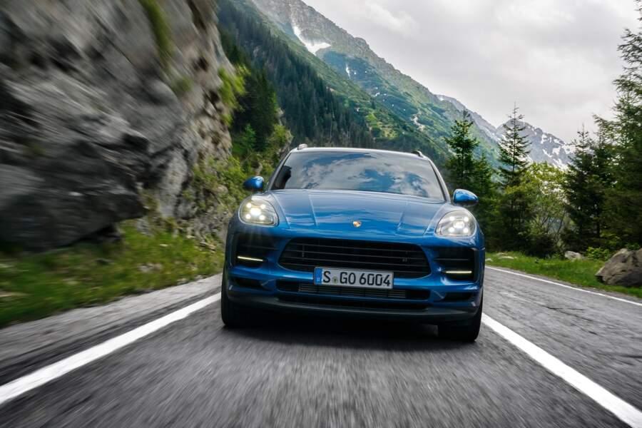 Porsche Macan : le changement dans la continuité