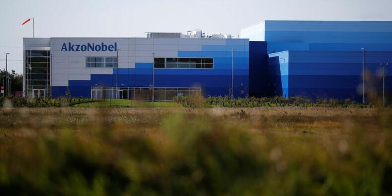 Akzo verse 5,5 milliards d'euros à ses actionnaires après la vente de sa chimie