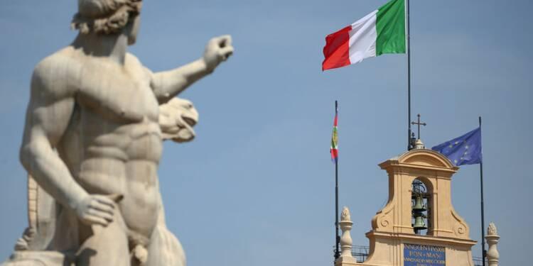 Le décifit italien baissera progressivement après 2019