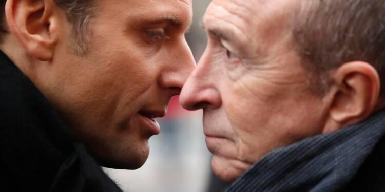 Une semaine en suspens depuis le départ de Gérard Collomb