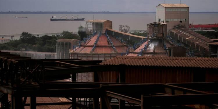 Norsk Hydro va cesser la production d'alumine au Brésil, le titre chute