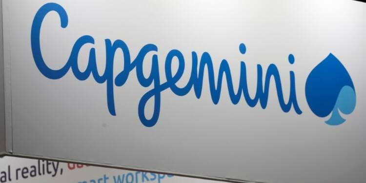 Capgemini prend 20% d'Azqore (Crédit agricole)