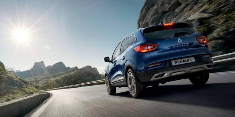 Renault dévoile le prix de son nouveau SUV Kadjar, présenté au Mondial de l'auto