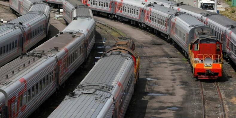 Les chemins de fer russes veulent réduire leur part dans Gefco