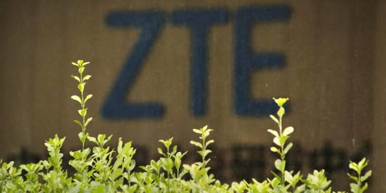 La justice américaine place ZTE sous contrôle jusqu'en 2022