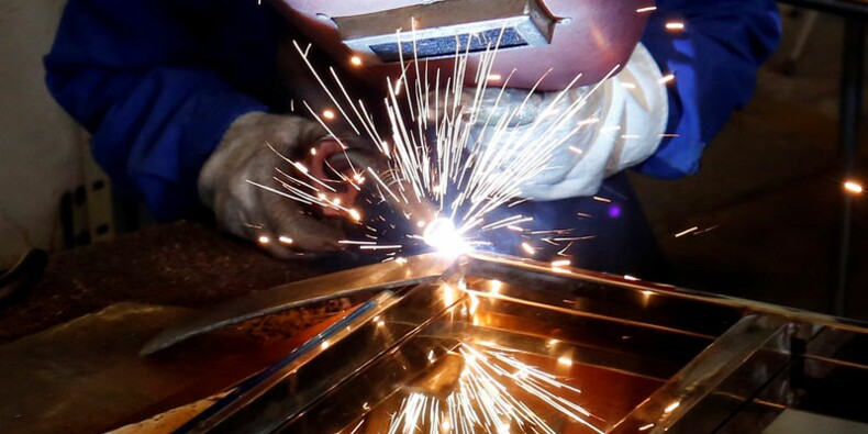 Allemagne: Rebond des commandes à l'industrie, le secteur auto désengorgé