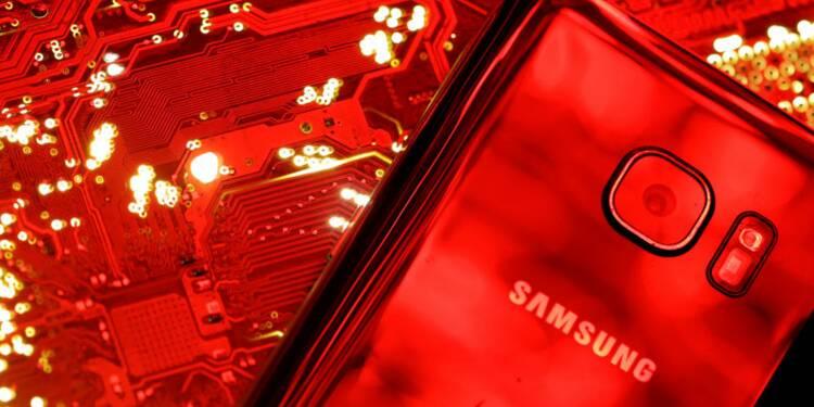 Samsung s'attend à un bénéfice record, le prix des puces inquiète