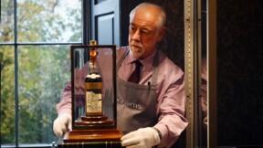 Whisky : enchère record pour un Macallan de 1926