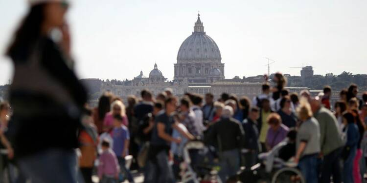 Italie: La prévision de croissance de 2018 abaissée à 1,2%